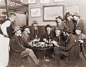 Geschichte von Texas Holdem