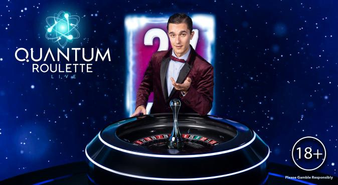 Quantum-Live-Roulette