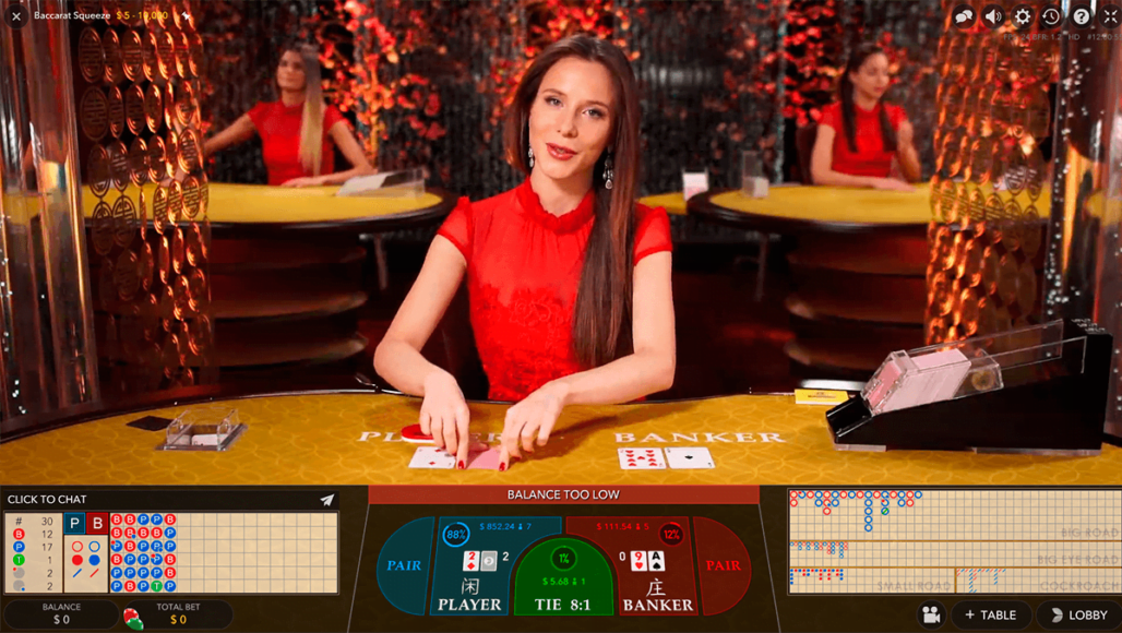 live-baccarat-squeeze-evolution-gaming