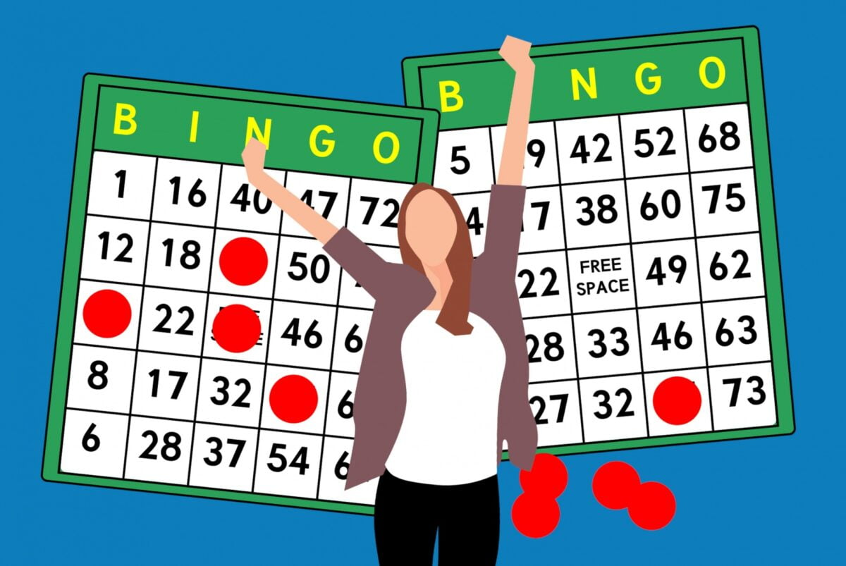 die bingo Geschichte