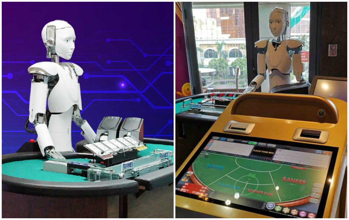 roboter casinos